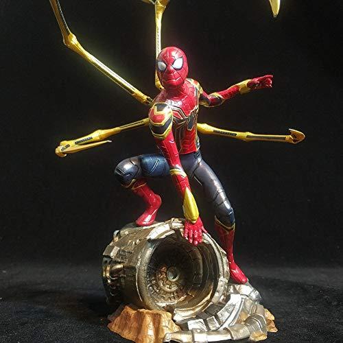 Estatuas Juguete Superhéroe Animado De Juguete Estatua