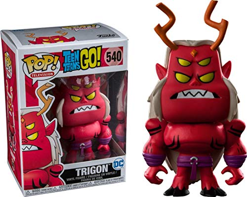 Figura Pop! Teen Titans Go! Trigon ECCC 2017 Exclusive
