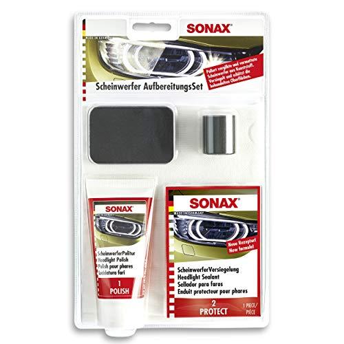 SONAX SONAX 04059410 Aufbereitungsset, 75 ml Bild