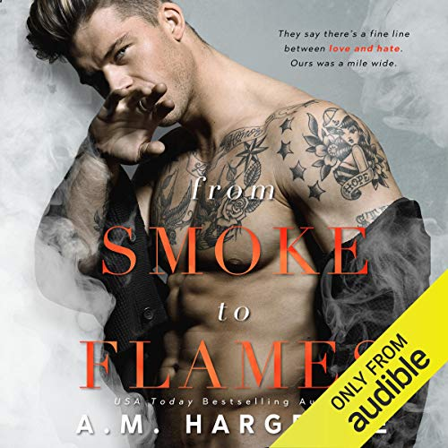 From Smoke to Flames audiobook cover art