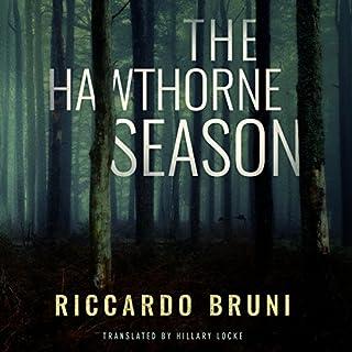 The Hawthorne Season audiobook cover art