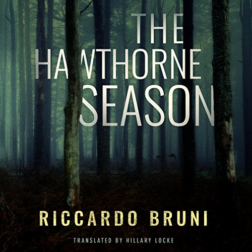 The Hawthorne Season audiobook cover art
