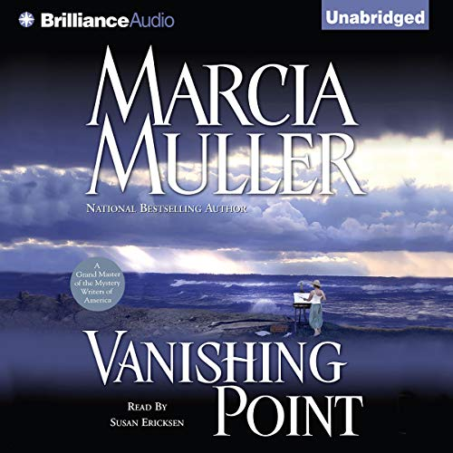 Vanishing Point audiobook cover art