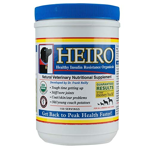 Top 10 best selling list for heiro nutritional supplement for dogs