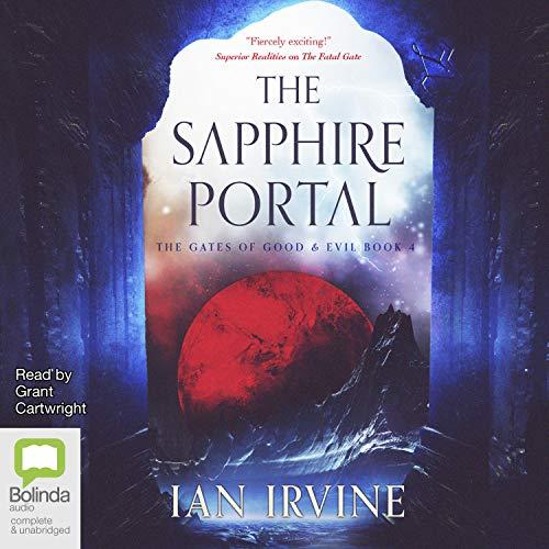 The Sapphire Portal cover art