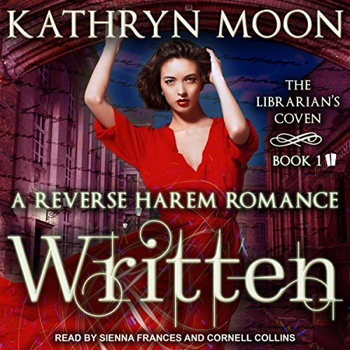 Librarian's Coven 01-03 - Kathryn Moon