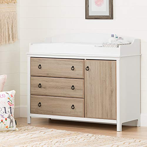 South Shore Cotton Candy Changing Table | Amazon