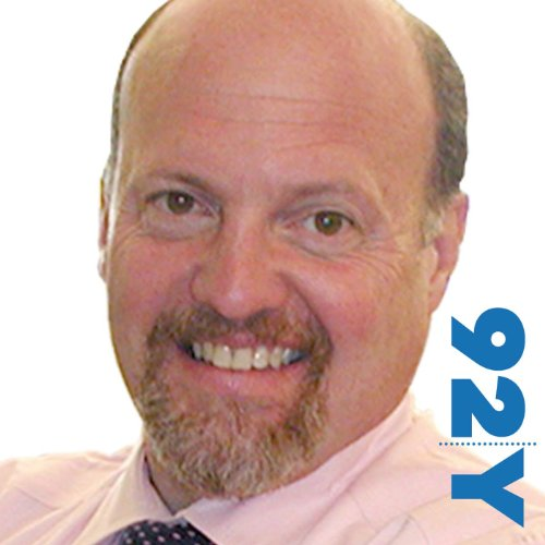 Jim Cramer at the 92nd Street Y audiobook cover art