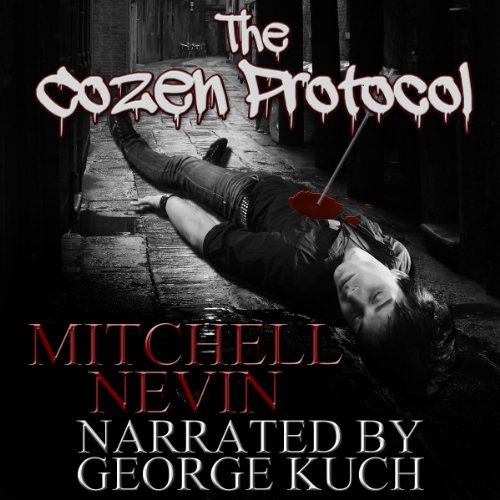 The Cozen Protocol audiobook cover art