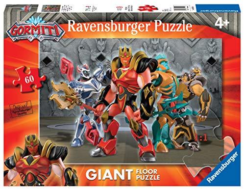 Ravensburger- Gormiti A Puzzle per Bambini, Multicolore, 60 Pezzi, 03011