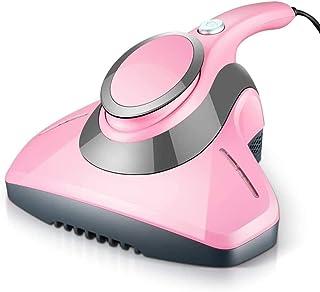ASDASD Aspiradora UV anti?caros Que Elimina los ?caros y Las alergias de los colchones, Almohadas, sof?s de Tela y alfombras de Color Rosa (Color: Rosa)-Rosado