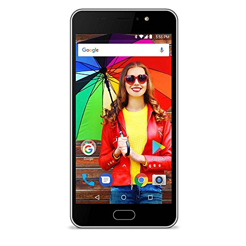 Orbic Wonder Factory Unlocked Phone - 5.5' Screen - 16GB - Black - (AT&T/Sprint/T-Mobile/Verizon)