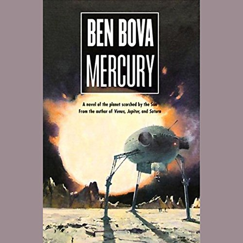 Mercury Audiobook By Ben Bova cover art