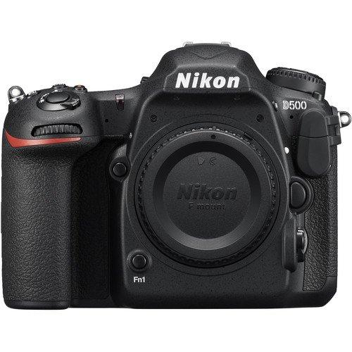 NIKON Fotocamera Reflex Nikon D500 Body (Solo Corpo)