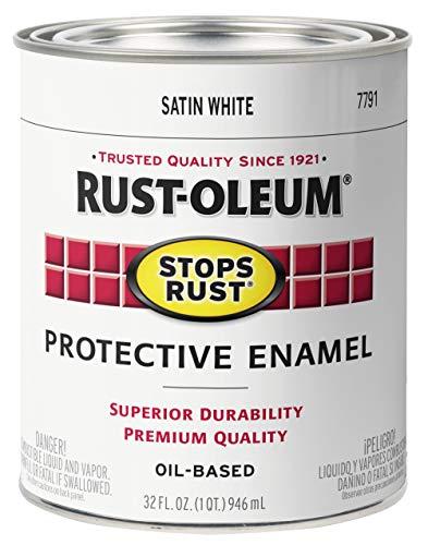 Rust-Oleum 7791502 Protective Enamel Paint Stops Rust,...