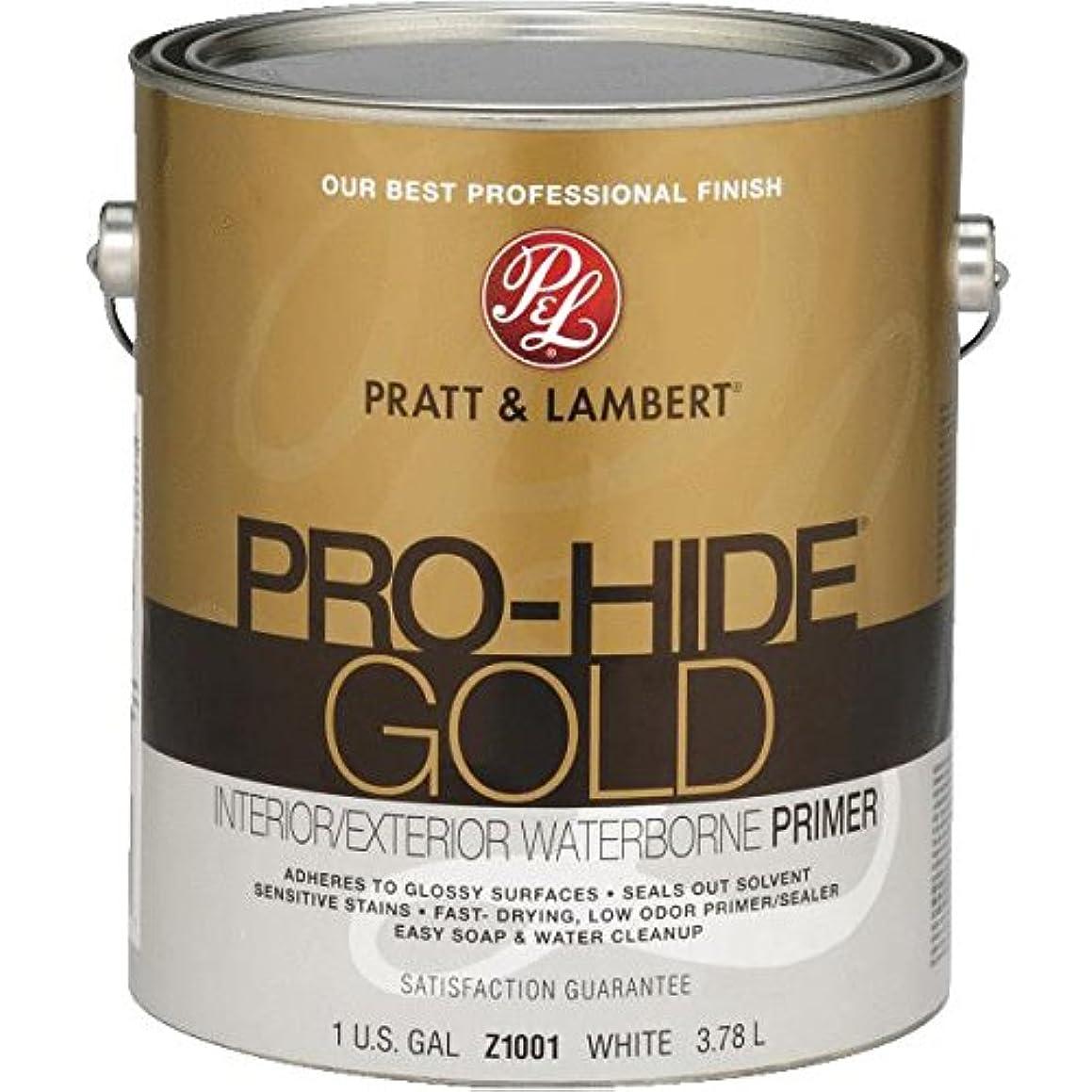 Pratt & Lambert Pro-Hide Gold Interior And Exterior Stain Blocking Primer