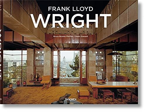Frank Lloyd Wright. Ediz. inglese, francese e tedesca: FP