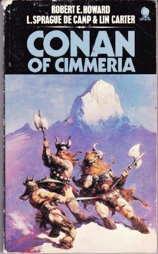 Conan of Cimmeria 0722146957 Book Cover