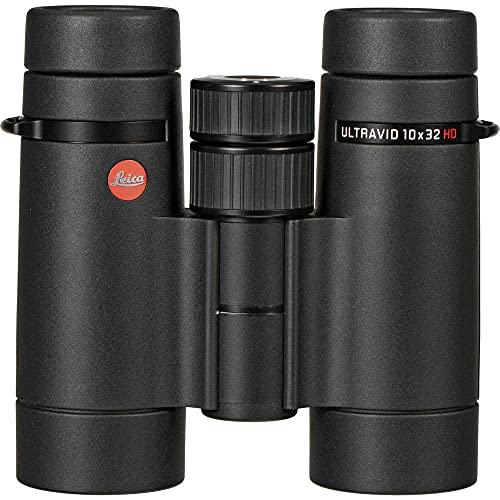 Leica 40091Ultravid 10x 32HD Plus prismáticos