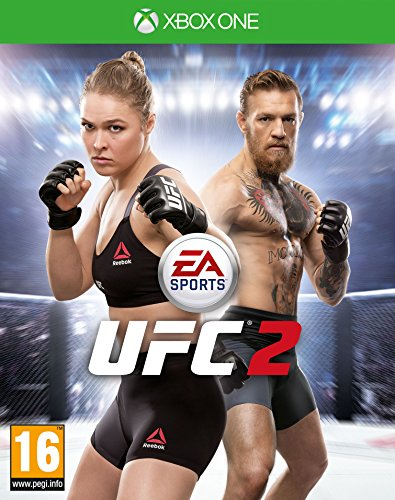 Ea Sports Ufc 2 Xbox1 [