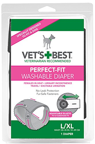 Best Female Dog Washable Diapers