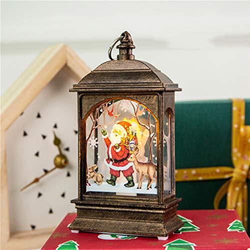 Celucke 2019 - Lámpara de techo colgante para decoración del hogar, A, Tamaño libre