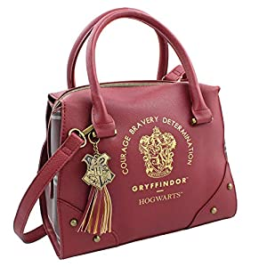 Fashion Shopping Harry Potter Purse Designer Handbag Hogwarts Houses Womens Top Handle Shoulder Satchel Bag