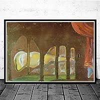 サルバドールダリシュルレアリスム絵画版画複数サイズキャンバス寝室壁装飾シュルレアリスム抽象壁アートパネル生活部屋装飾サルバドールダリポスター