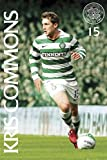 1art1 Fútbol - Celtic Glasgow, Kris Commons 10/11 Póster (91 x 61cm)