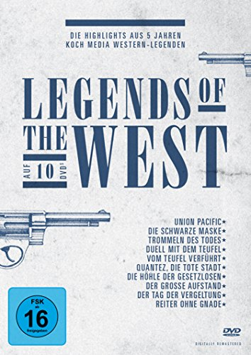 Legends of the West [10 DVDs]