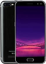 Unlocked Phone, 5.0 inch Dual HD Camera IPS Full Screen Smartphone 1GB+4GB Android 6.0 Dual SIM Bluetooth GPS 3G Cell Phone