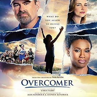 Overcomer audiobook cover art