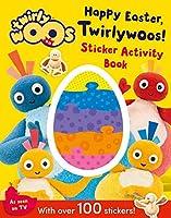 Happy Easter, Twirlywoos! Sticker Activity Book
