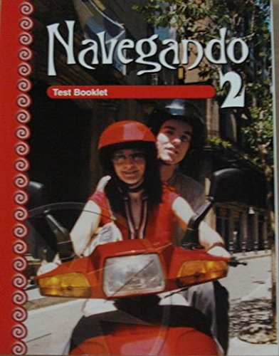 Test Booklet (Navegando 2)
