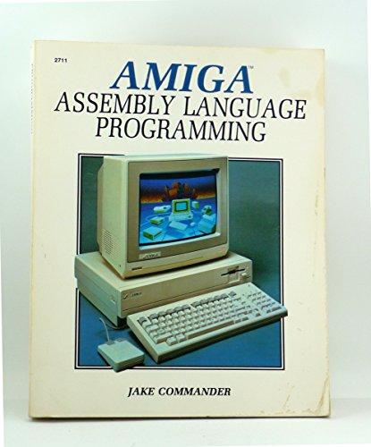 Amiga Assembly Language Programming