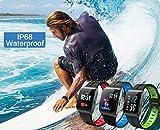 Zoom IMG-1 zeerkeer smartwatch orologio intelligente impermeabile