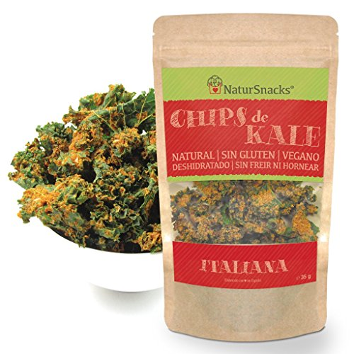 BIO Kale Chips - Italiana 3x30gr