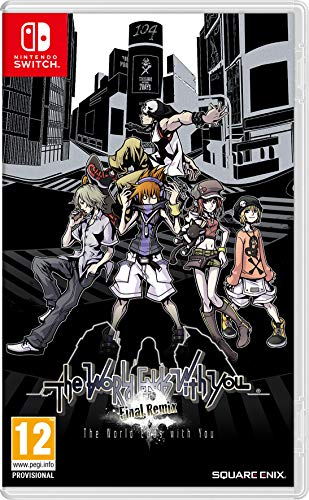 The world Ends With You- Final Remix - Nintendo Switch [Importación inglesa]