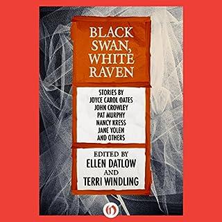 Black Swan, White Raven cover art