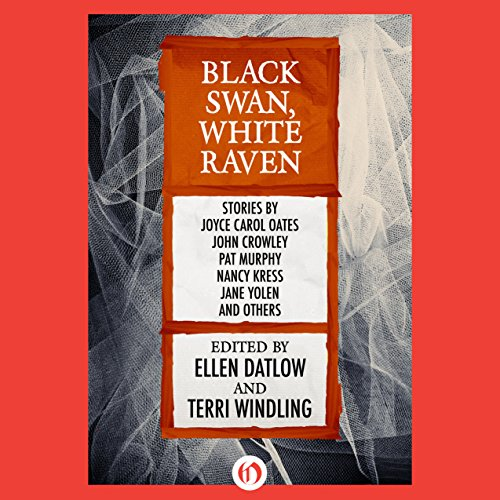 Black Swan, White Raven audiobook cover art