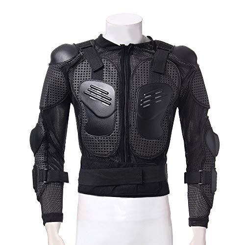 KKmoon Chaqueta de Moto,Chaqueta Protectora Motocross, Ropa Protectora de Cuerpo Armadura Completo Profesional