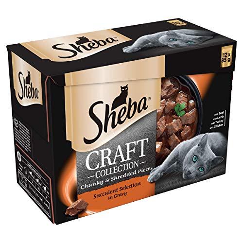 Sheba Craft-Reihe