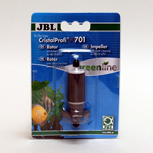 JBL CP e701,2 Impeller-Set greenline Komplettes Ersatzrad-Set CristalProfi e Außenfilter