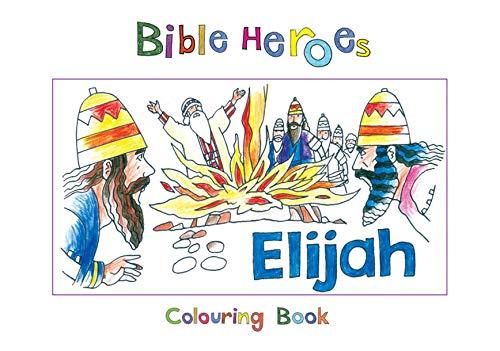 Bible Heroes Elijah (Bible Art)