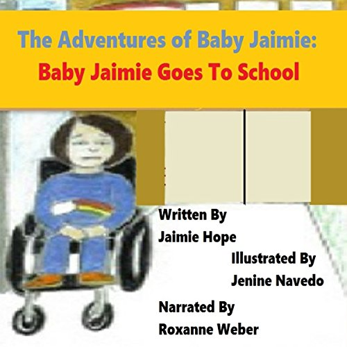 The Adventures of Baby Jaimie audiobook cover art