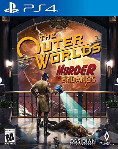 The Outer Worlds: Murder on Eridanos - PS4 [Digital Code]