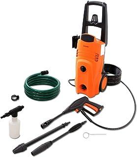 アイリスオーヤマ 高圧洗浄機 静音タイプ 家庭用最高圧力、国内最高クラス FIN-801PW-D 西日本専用