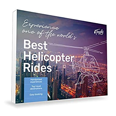 Best Helicopter Rides - Tinggly Voucher/Gift Card in a Gift Box