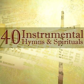 40 Instrumental Hymns and Spirituals
