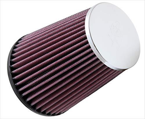 K&N RC-3250 KFZ und Motorrad Universal Chrom Filter